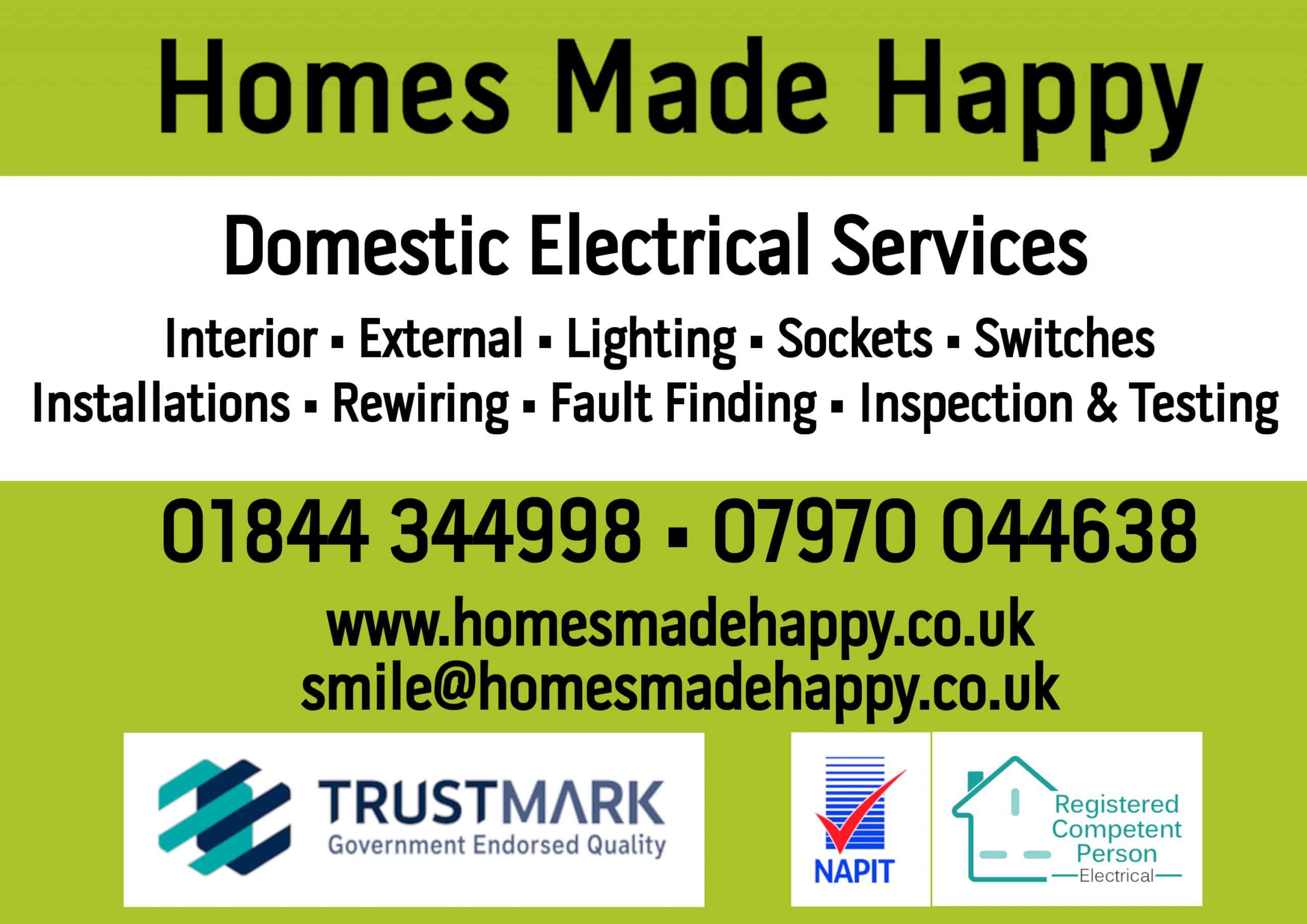 Electrician, Electrical Services